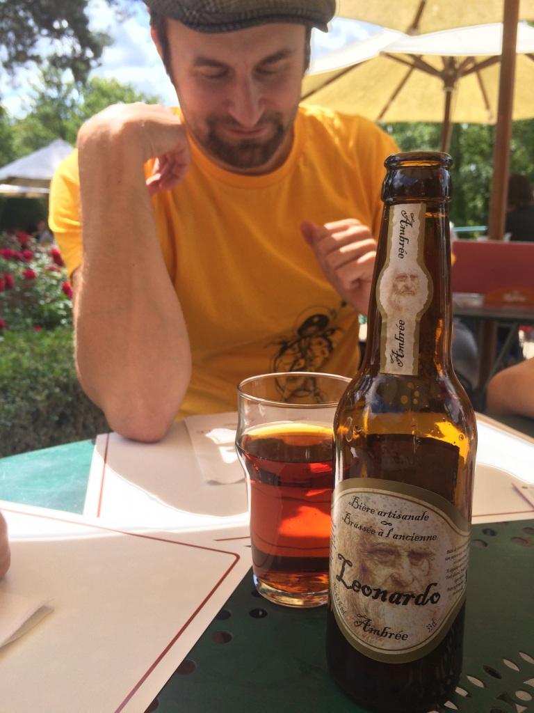 beer DaVinci