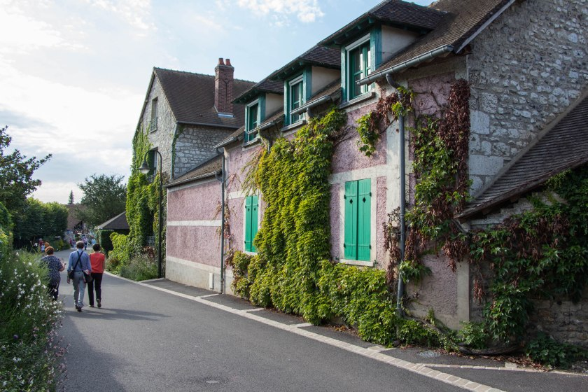 giverny town