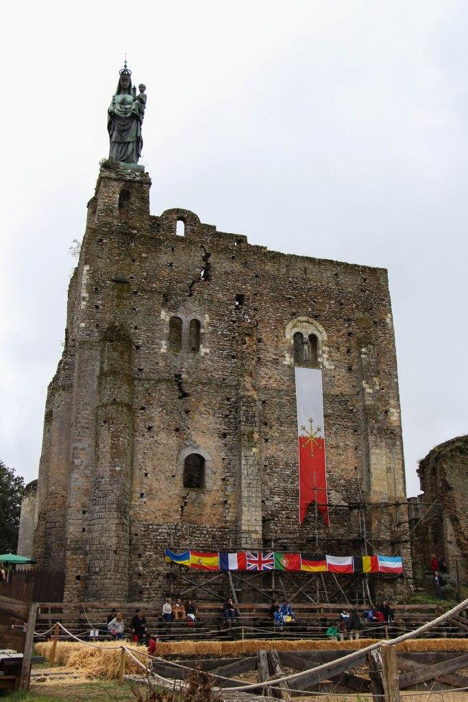 Le Forteresse de Montbazon.