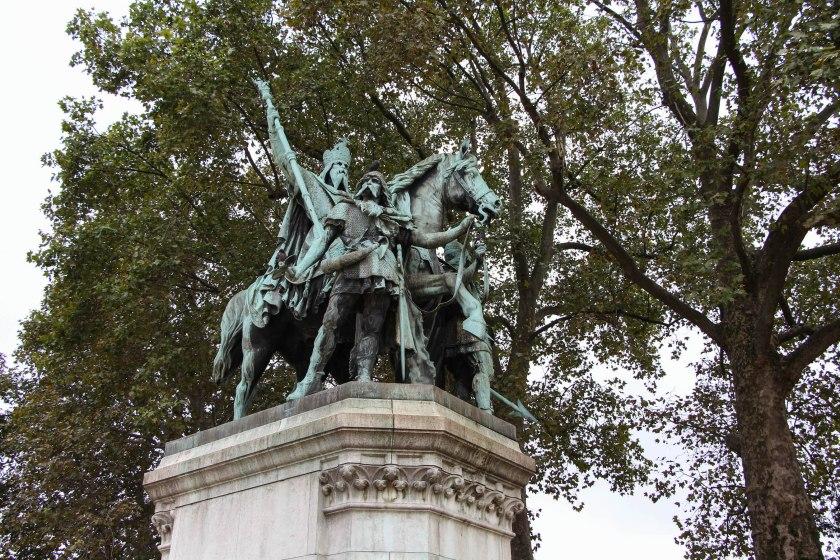 Charlemagne.