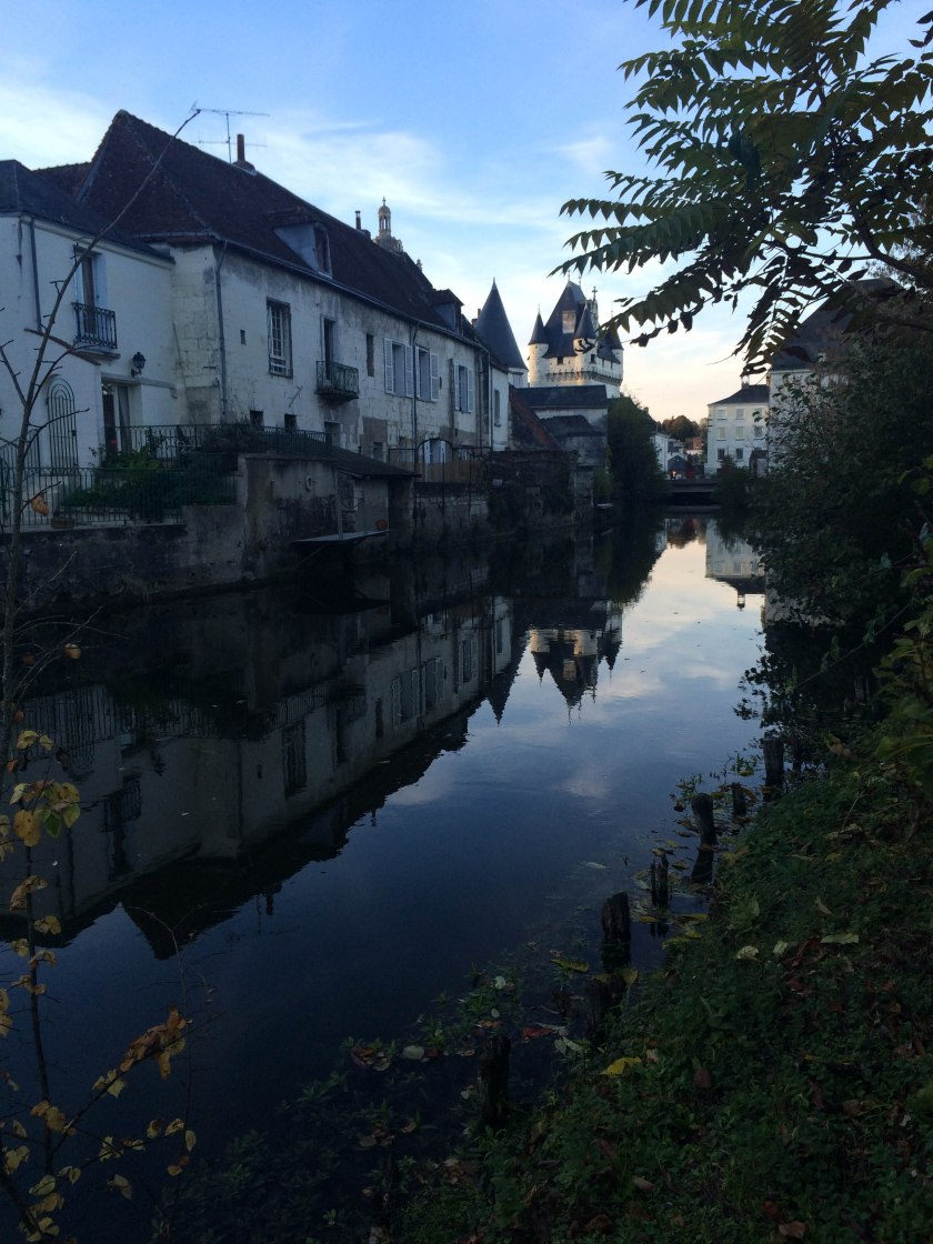 jardins canal