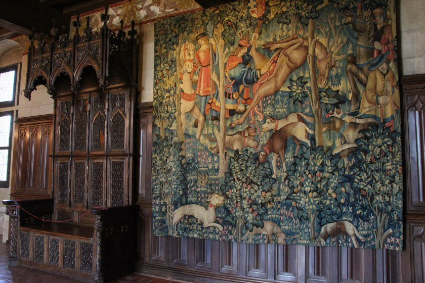 tapestries langeais