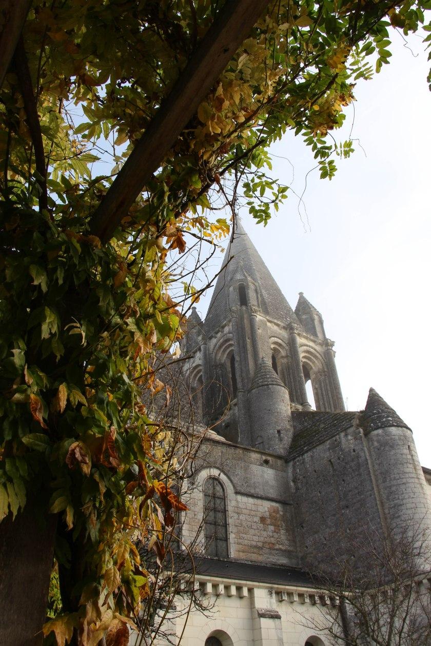 saint ours église fog