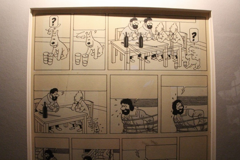 panel process - ink.