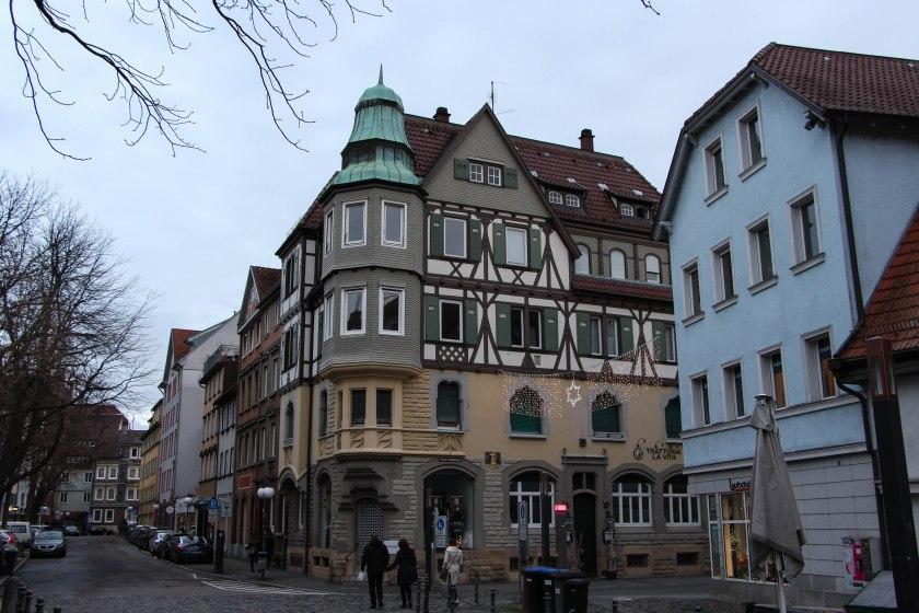 Esslingen town