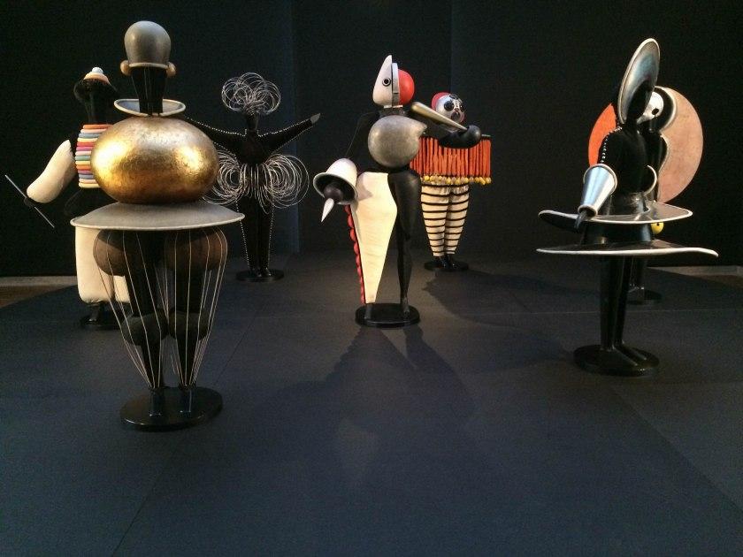 Schlemmer's Triadic Ballet