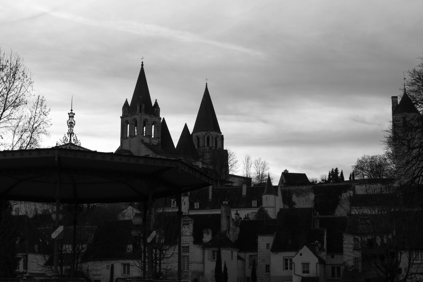 Saint-Ours spires