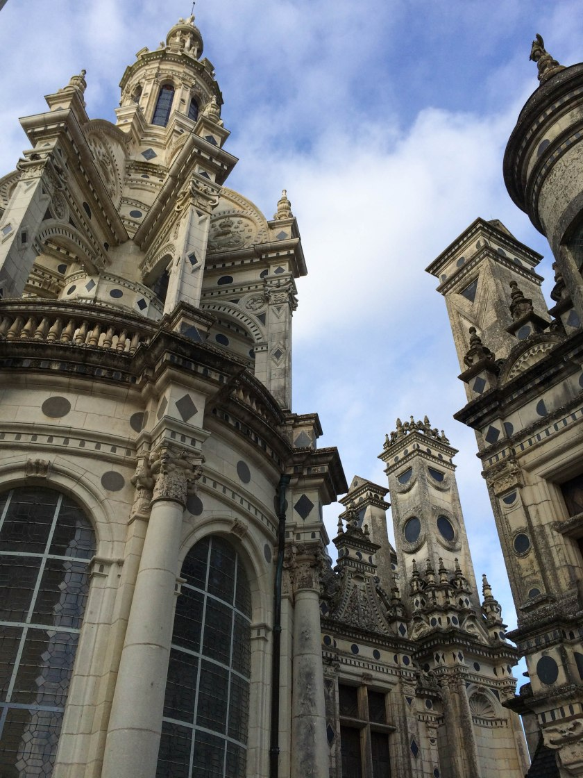 chambord towers