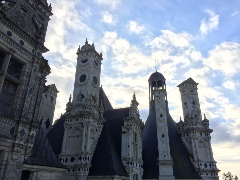 more towers chambord