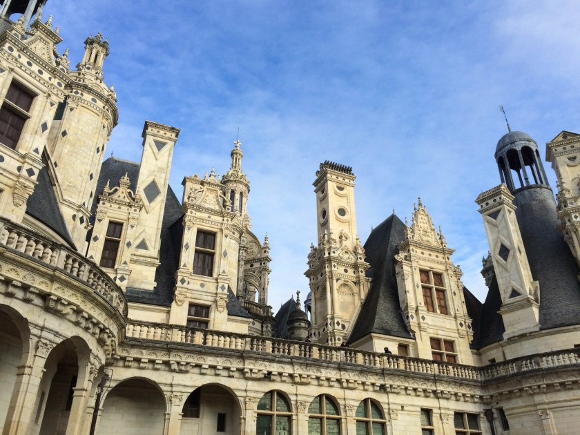 chambord towers again