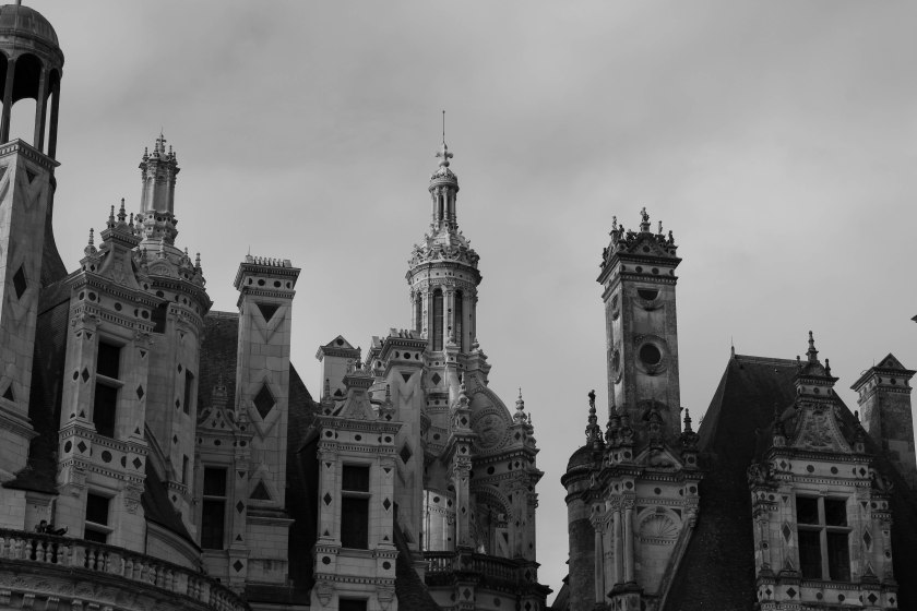 b+w chambord towers