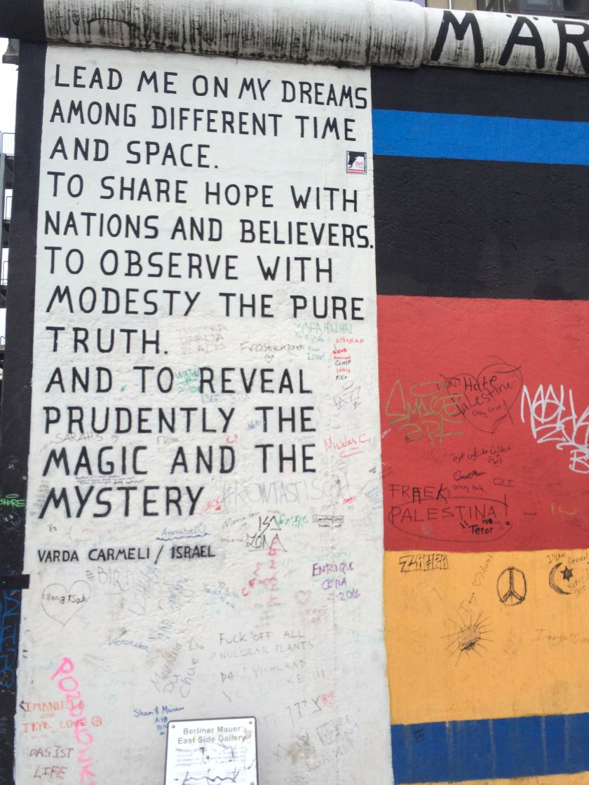 east side gallery quote