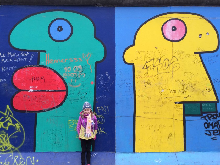 thierry noir's faces