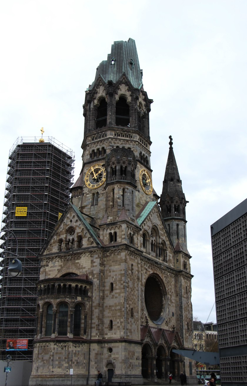 bombed-out church kaiser wilhelm memorial