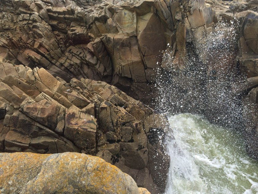 splash rocks