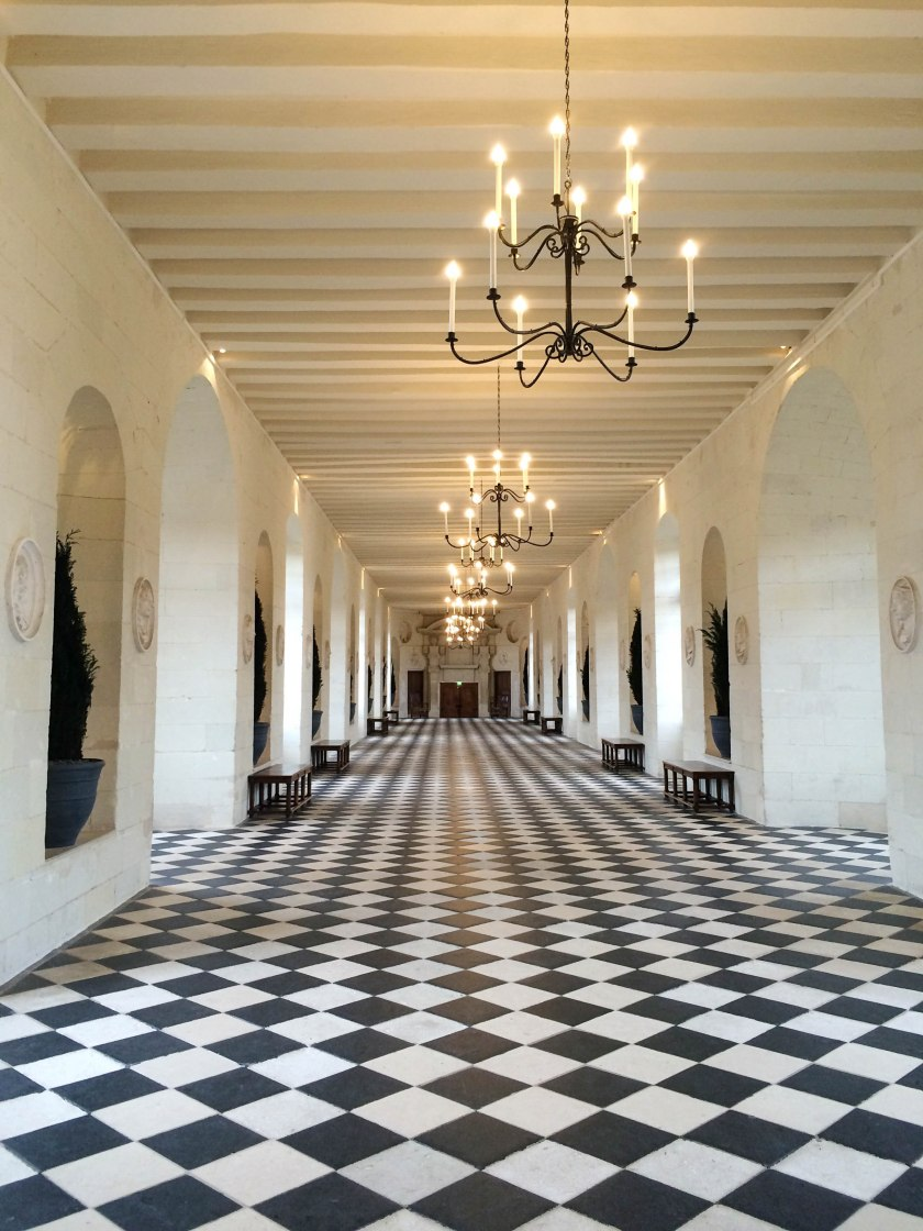 chenonceau galerie