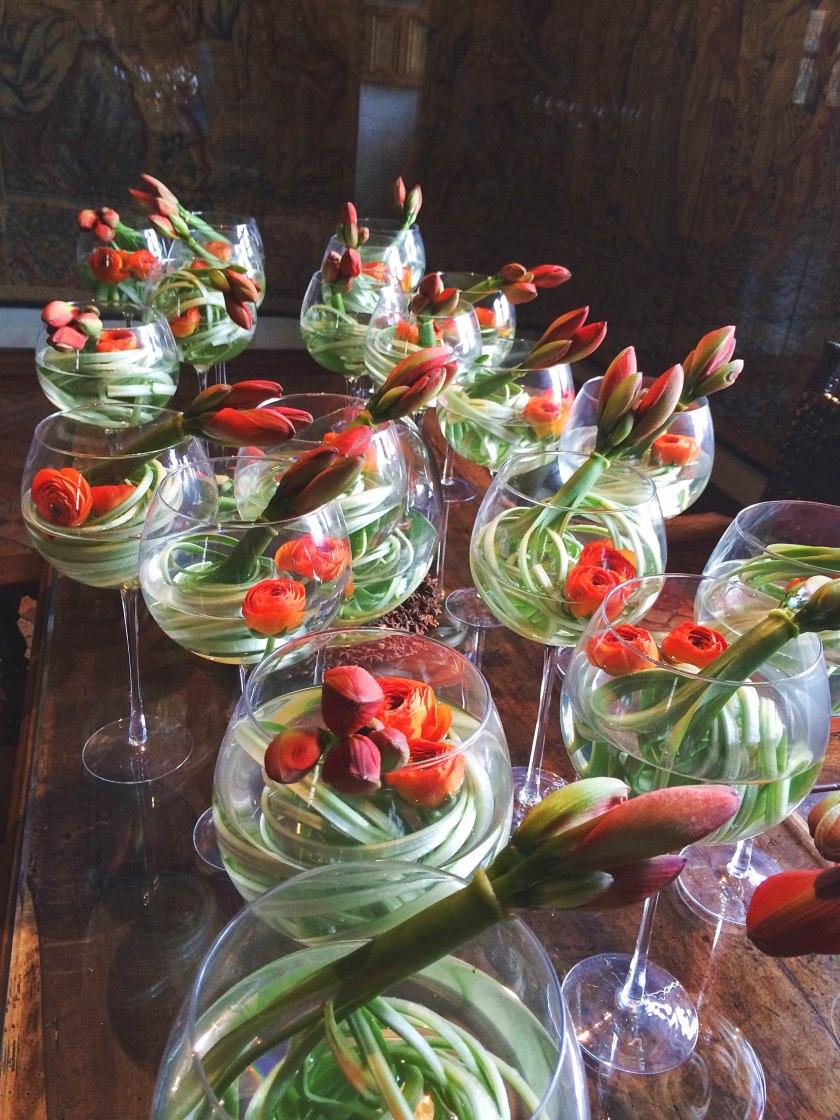 chenonceau florals