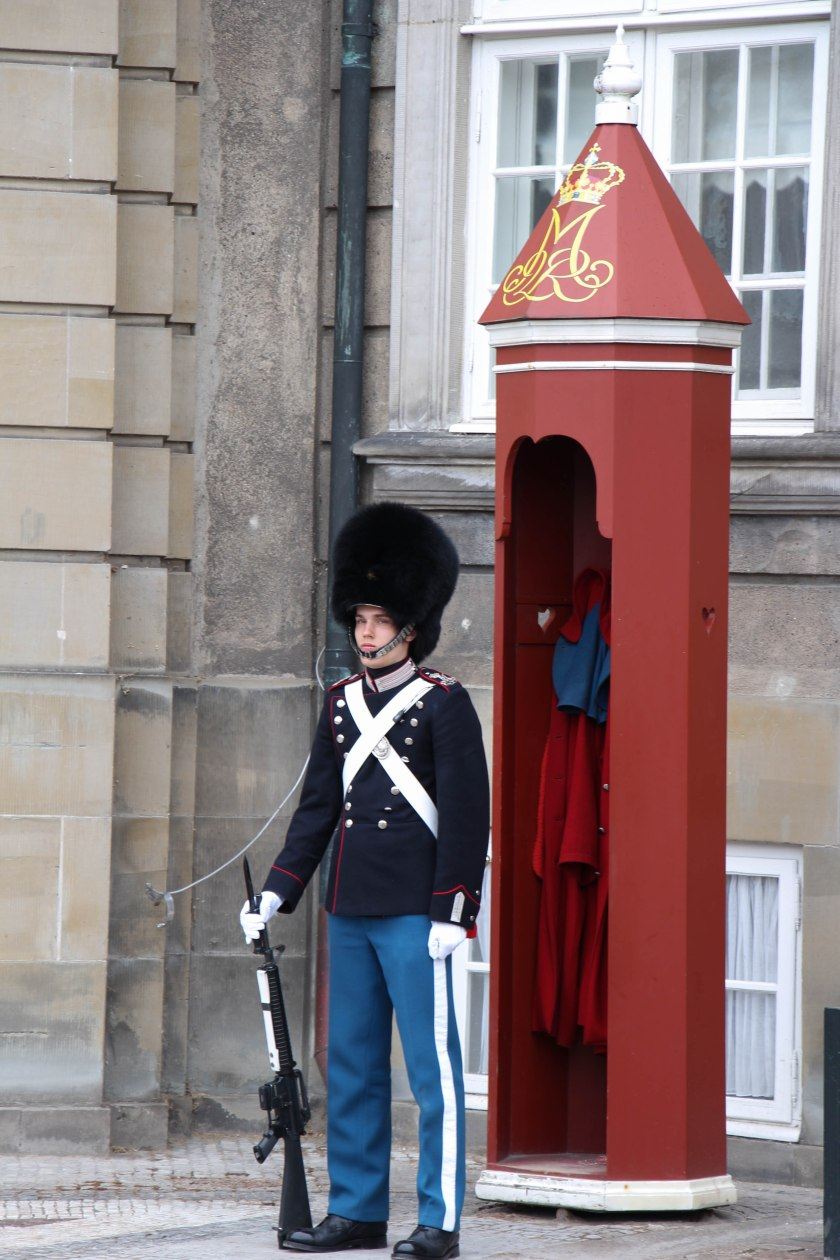 guard in tower