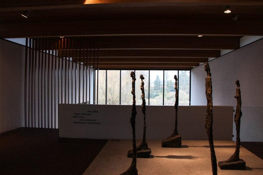 Alberto Giacometti people