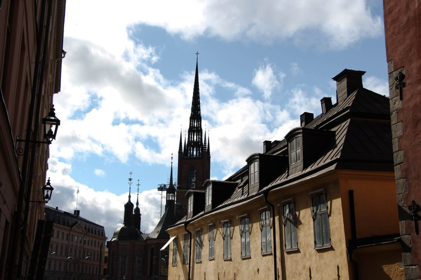 gamla spires