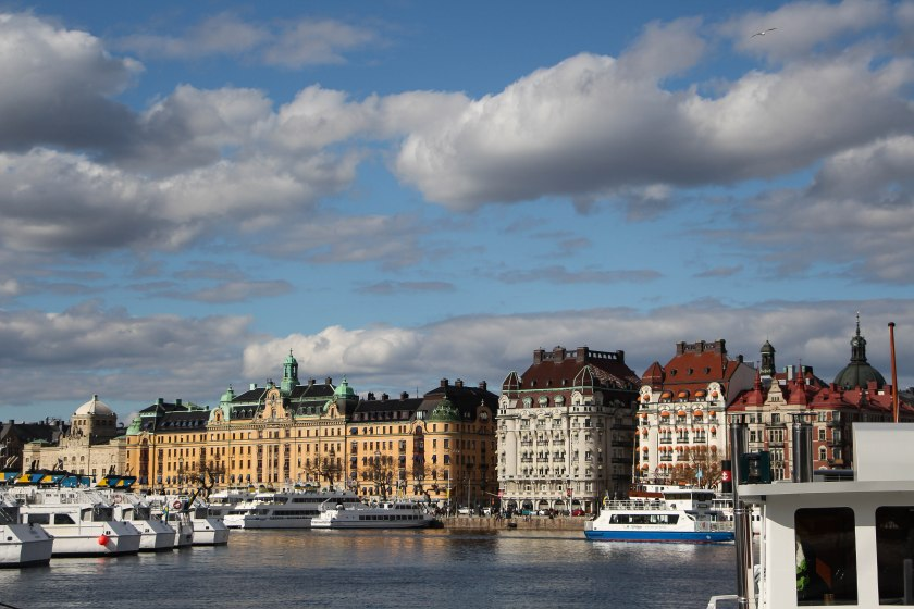 Harbour views 4