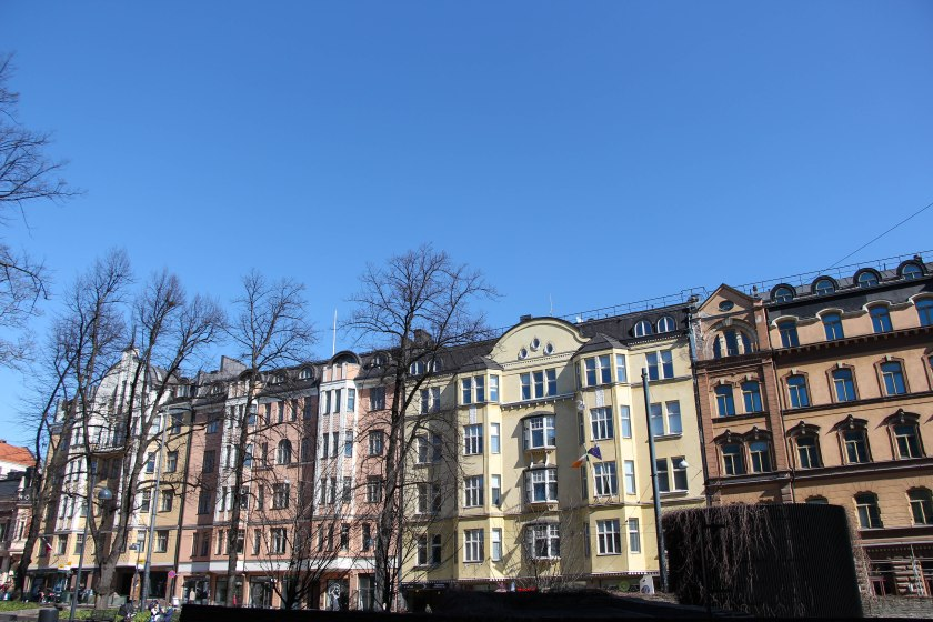 typical helsinki buildings