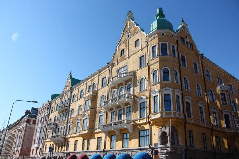 golden dream building