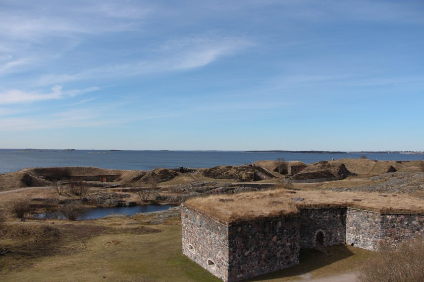 view off suomenlinna