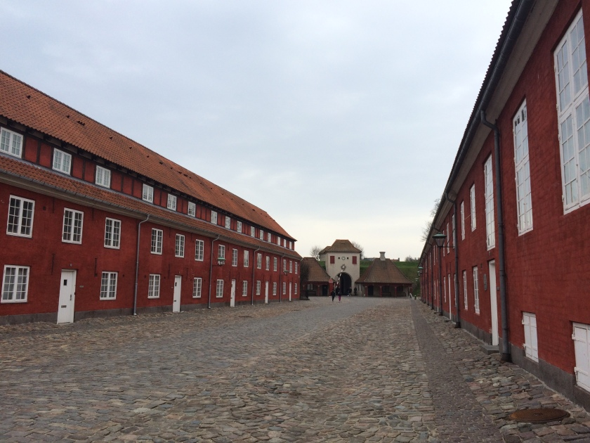 kastellet barracks