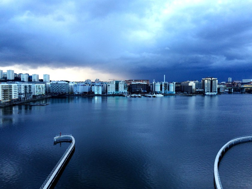 Moody views again