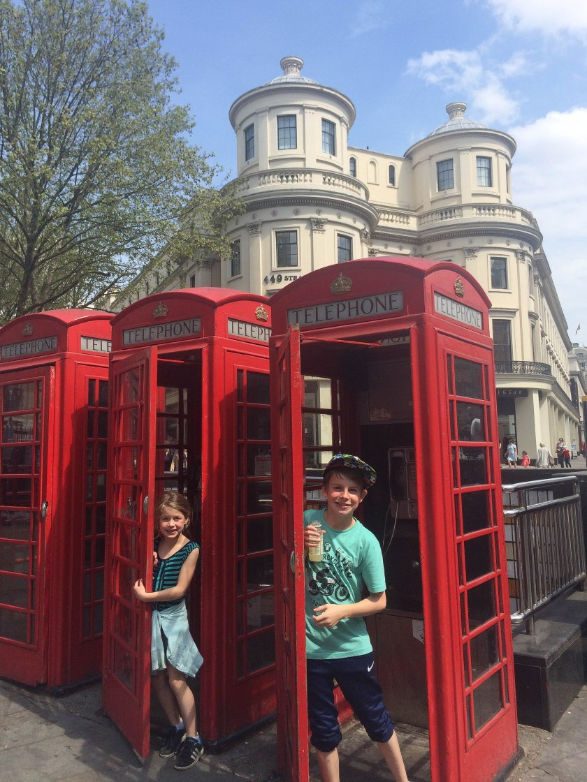 phone booths!