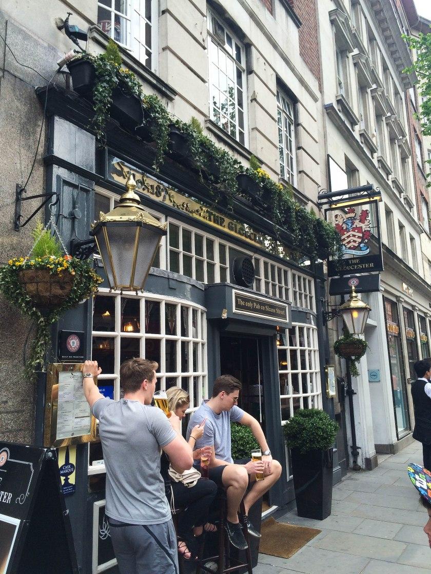 gloucester pub