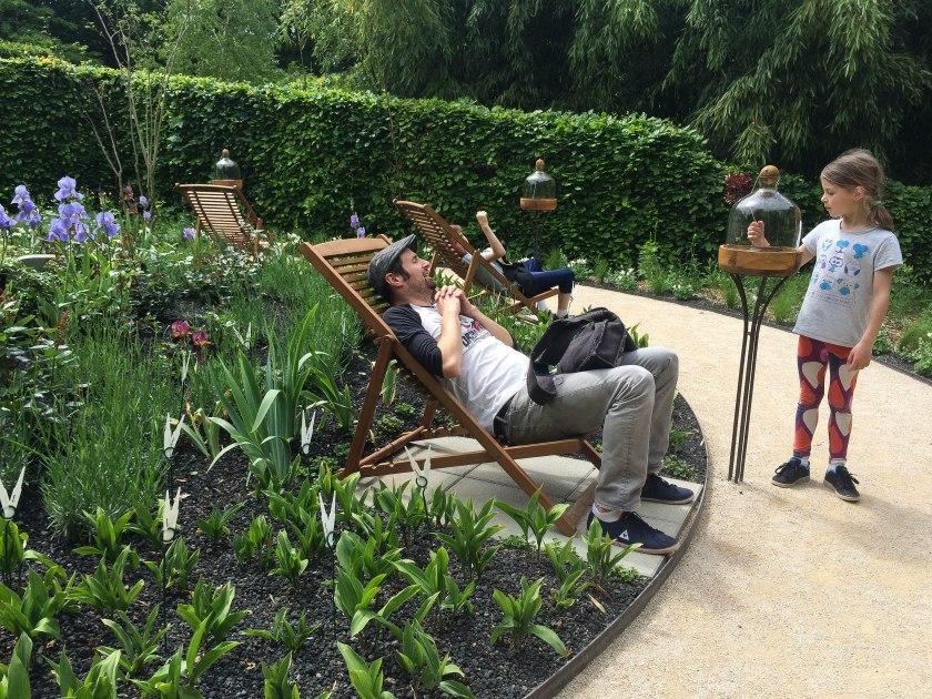 perfume garden relaxing