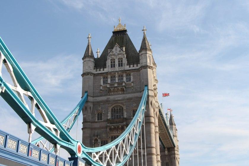 tower bridge top