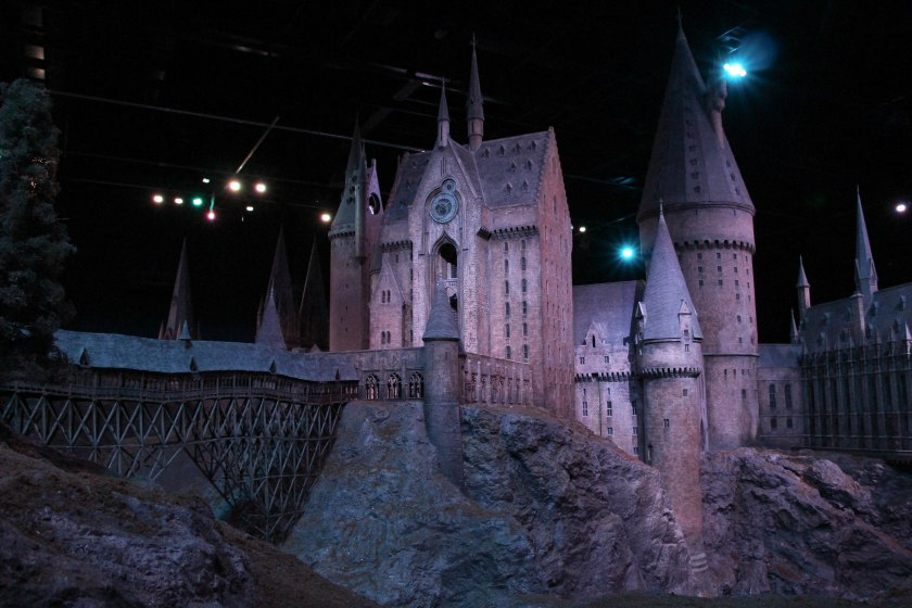 hogwarts model bridge