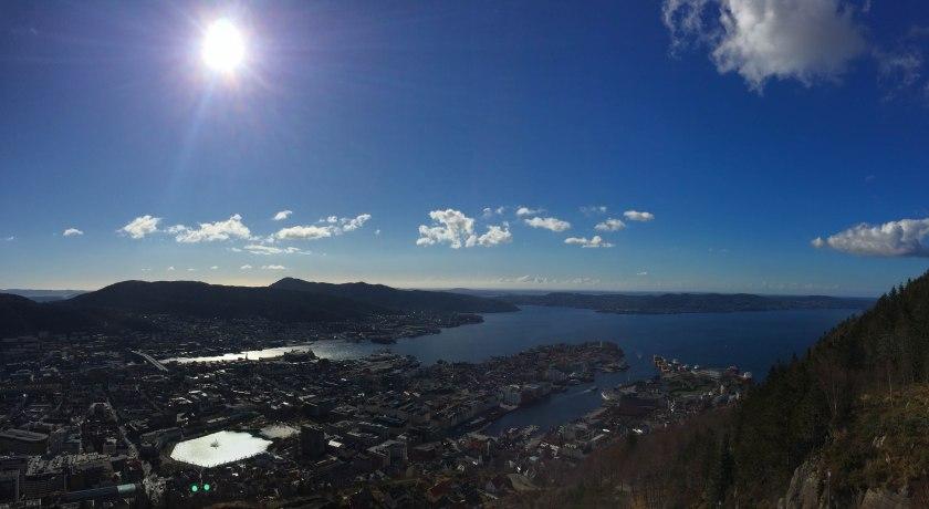 floyen view panorama
