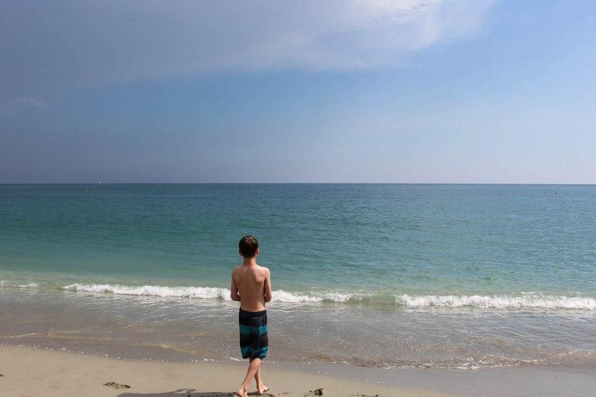 Oli Monterrosso beach