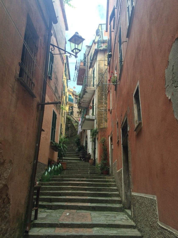 Monterrosso stairs