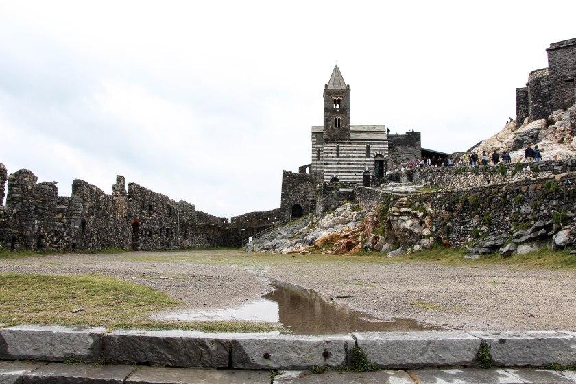 church san pietro portovenere
