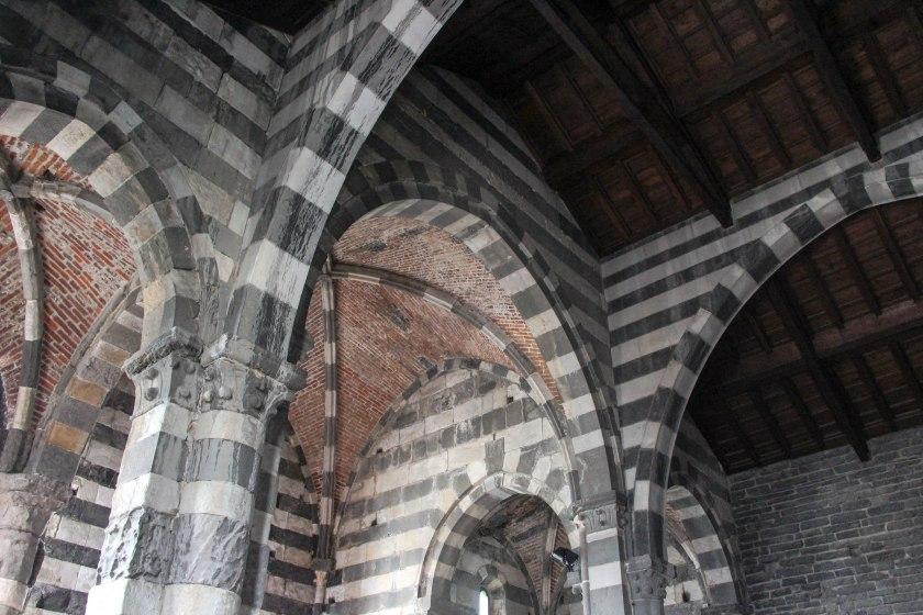 inside san pietro