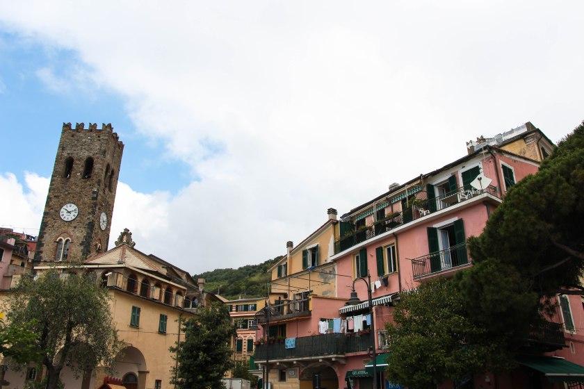 Monterrosso square